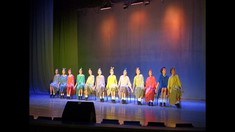 Театр Танца Интрига 12 стульев