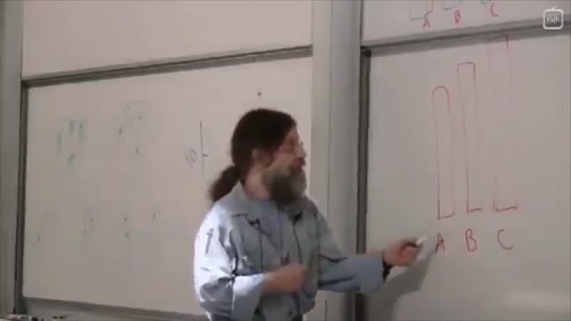 Биология поведения человека Лекция 7. Генетика поведения, II [Роберт Сапольски, 2010. Стэнфорд]
