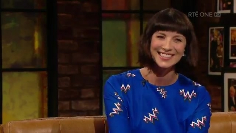 Катрина Балф на The Late Late Show 16.02.2018г._Часть 1