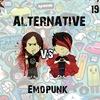 16.02 / ALTERNATIVE VS EMOPUNK / МОСКВА