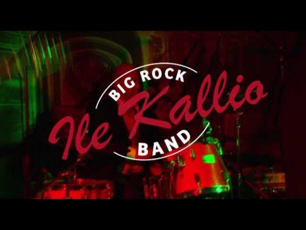 Ile Kallio Big Rock Band Gimme All Your Lovin' LIVE
