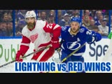 Dave Mishkin calls Lightning highlights from 12th straight win over Red Wings
