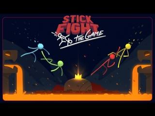 AMON выживает в Stick Fight The Game