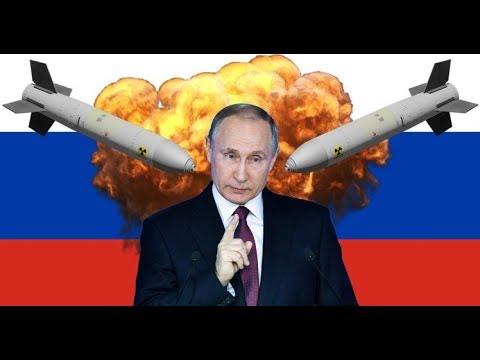 Putinovi je ľúto, že Rusko ešte nepoužilo jadrové zbrane. Viac info v popise. S titulkami CC