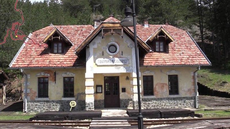 Šarganska Osmica - Mokra Gora 2016