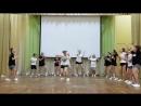 SMART dance summer camp 2018 Авторская хореография Старший отряд Хореограф Инга Жихарева