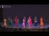 Детский танец живота, индийский танец