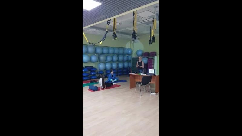 Семинар «Профессиональный подход к программе стретчинг» 29/04 Преподаватель: Мария Фесик