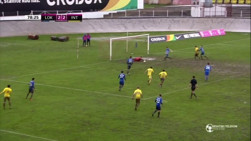 Lokomotiva - Inter Zapresic 2-3, sazetak (HNL 26. kolo), 17.03.2018. Full HD