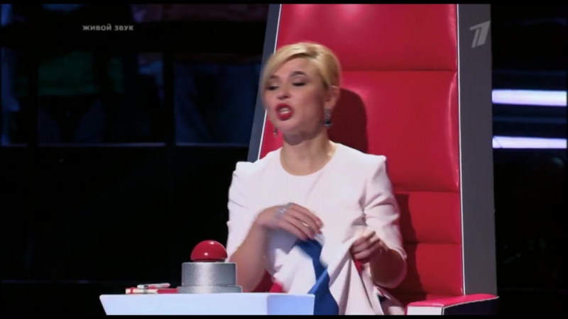 Саида Мухаметзянова. Су буйлап - Слепые прослушивания - Голос Дети - Сезон 2