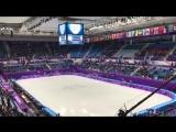 180209 EXO - Power @ PyeongChang 2018 Winter Olympic Ice Arena
