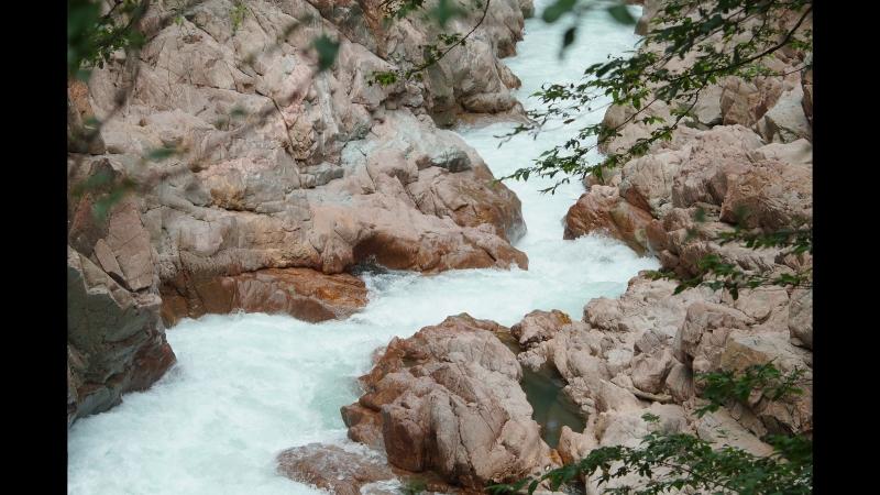 Формула активного отдыха - каньонинг, рафтинг
