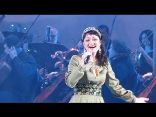 Клара Полухина и симфонический оркестр ТОиБ г. Красноярск