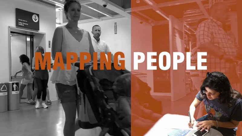 MAPPING PEOPLE An Ethnographic Case Study of Ikea Shoppers