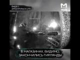 Жители Архангельска обокрали елку