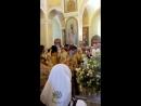 2018-07-12 Яффо. Литургия в храме свв. ап. Петра и прав. Тавифы 3