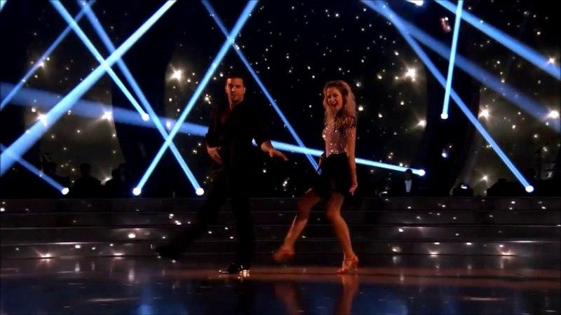 Lindsey Stirling Mark Ballas - All Dances on DWTS