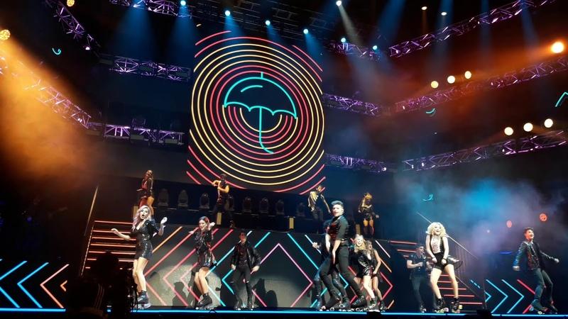 «Soy Luna En Vivo»: Выступление