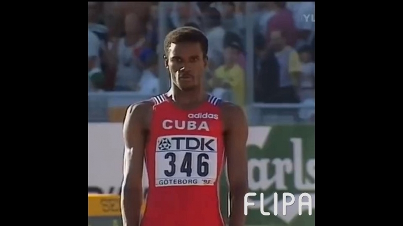 ЛА; Tory Lanez and his outstanding jump of 8.70m