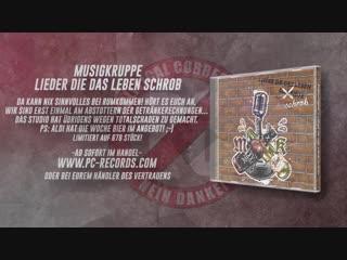 Musigkruppe - Lieder die das Leben schrob (2018)
