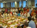 Shri Rudram and Chamakam performed by 400 Europeans in Croatia