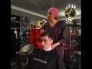 Пидар из парихмахерского