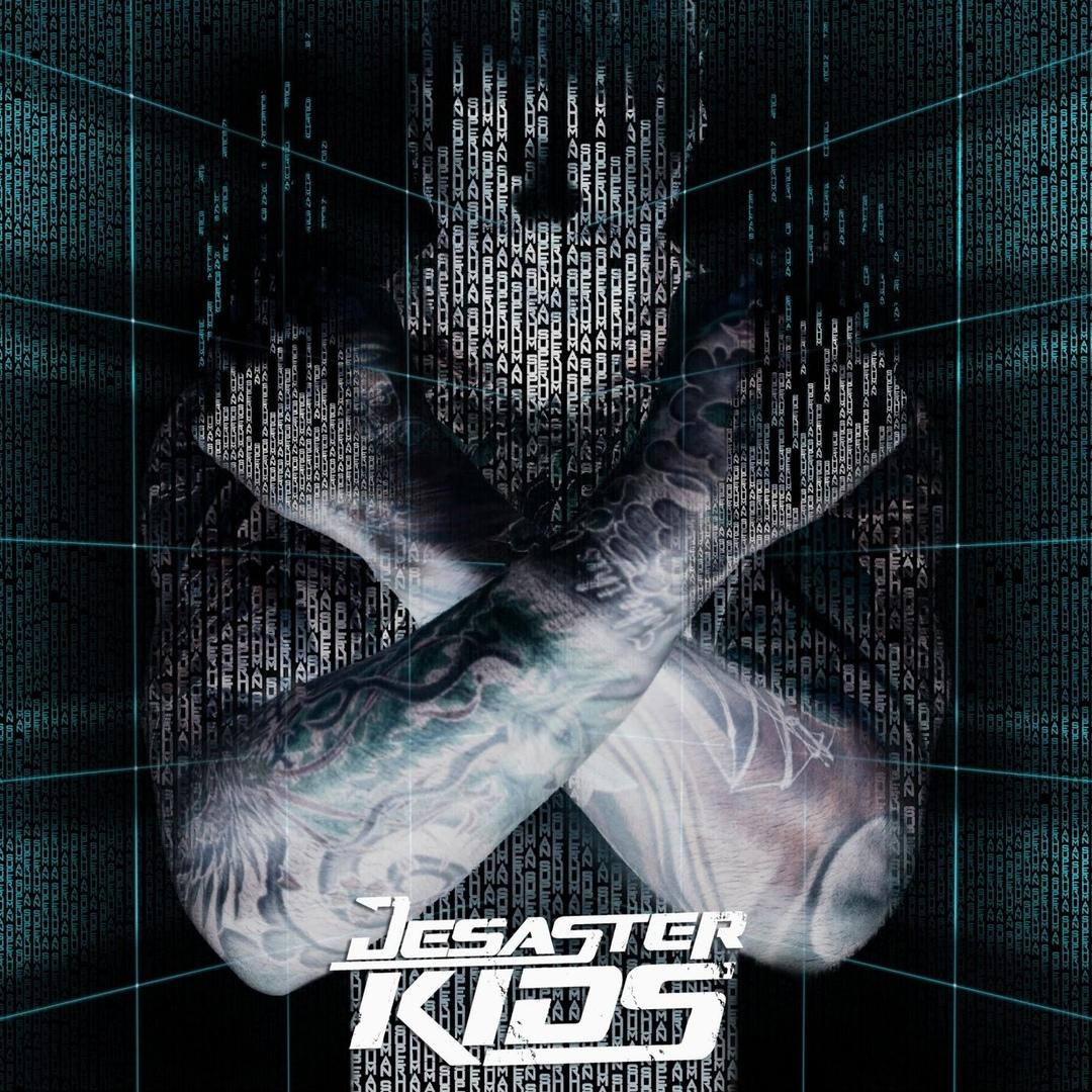 Desasterkids - Superhuman (2018)