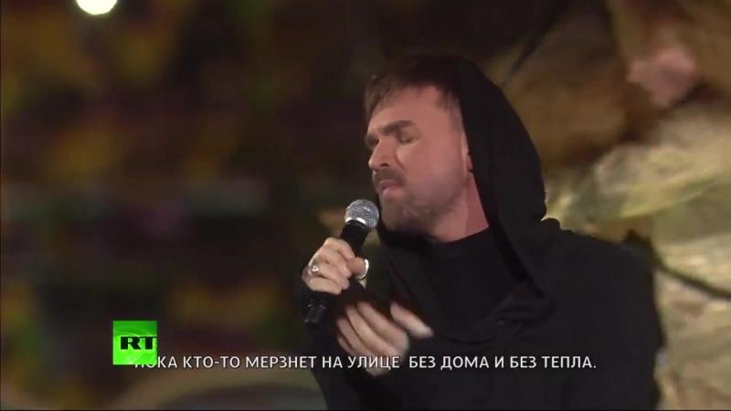 Александр Панайотов - Протяни свою руку (Всемирный фестиваль молодёжи и студентов 2017) » Freewka.com - Смотреть онлайн в хорощем качестве