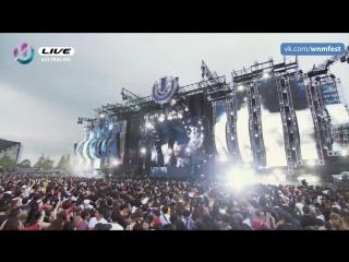 Tchami X Malaa @ Mainstage, Ultra Music Festival, Japan