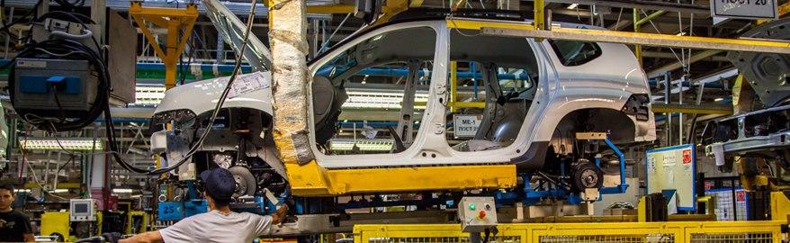 Renault объявила о запуске нового кроссовера C-сегмента
