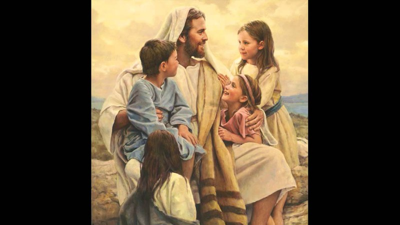 Христианская песня в исполнении детей – Христу Иисусу песнь поют