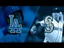IL / 17.08.18 / LA Dodgers @ SEA Mariners (1/3)