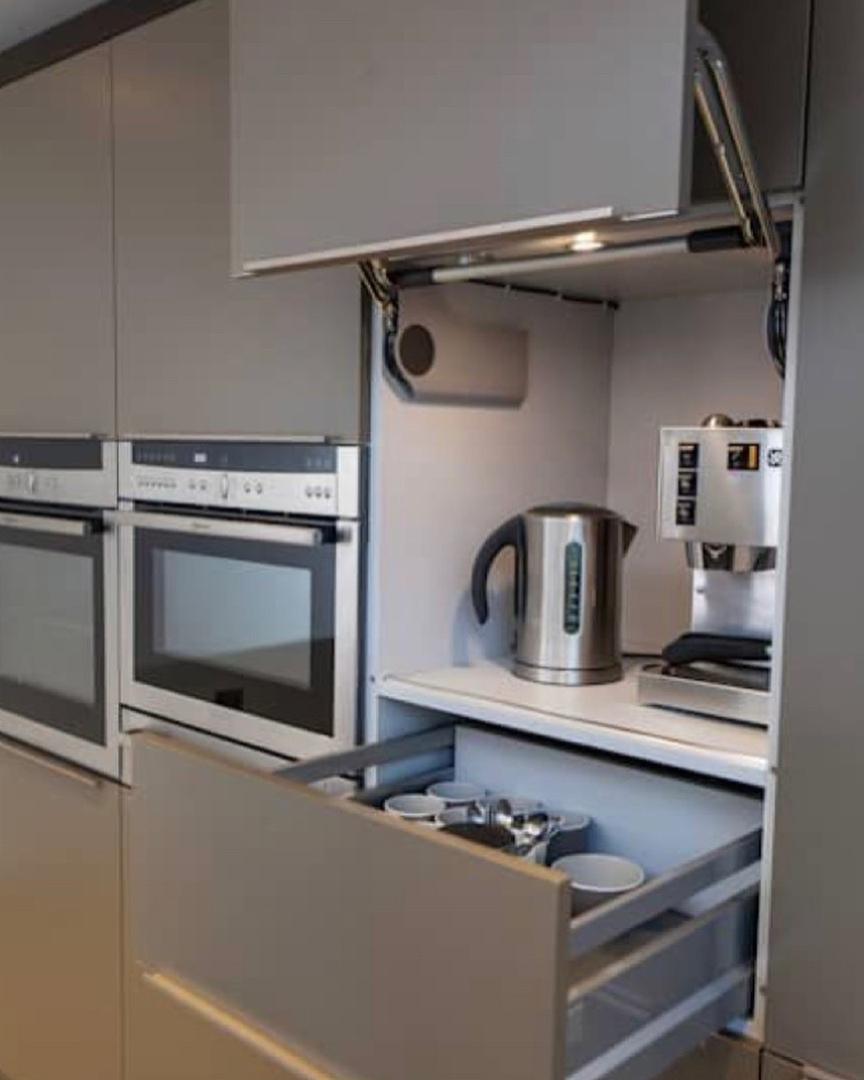 Варианты дизайна маленьких кухонь