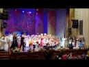 Финал юбилейного гала концерта фестиваля надежда.