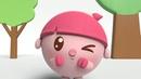 Умные песенки - Малышарики - Толстый и тонкий Мультики для самых маленьких