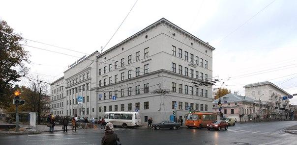Мининский университет после реконструкции