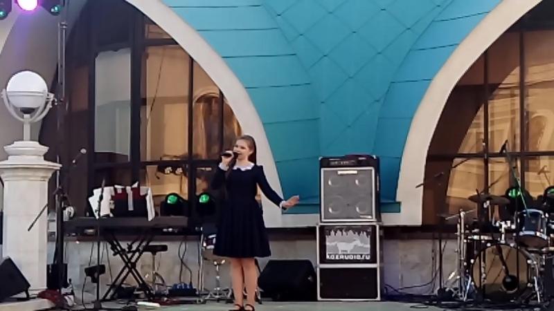 Полина Модина Казанский Кремль