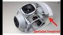 Devialet Phantom Inspired DIY Bluetooth Speaker 3D Printed by Philip Erren Part II