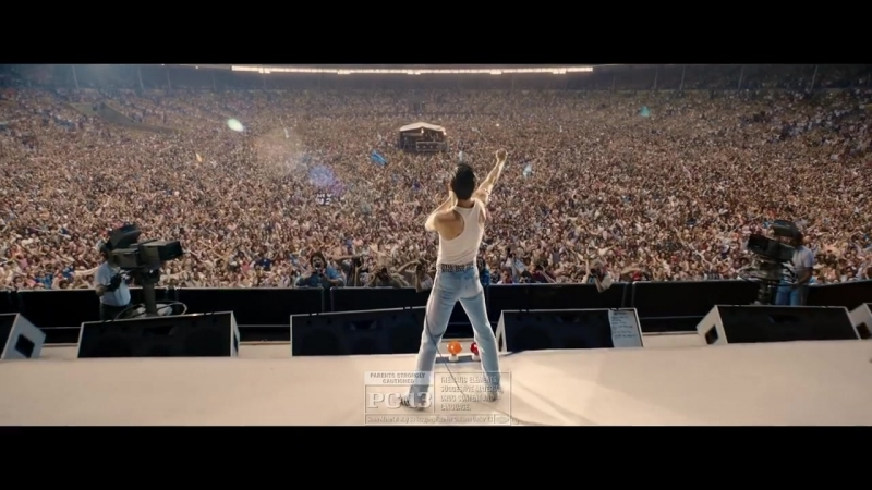 Bohemian Rhapsody - Not Afraid TV Commercial - 20th Century FOX