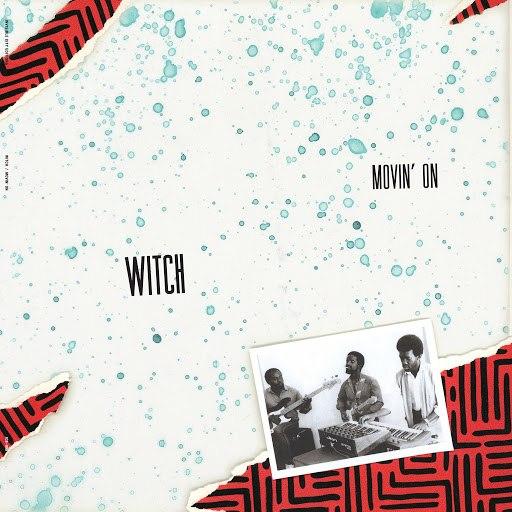 Witch альбом Movin' On