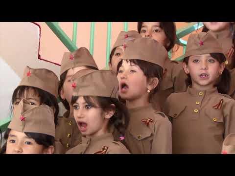 Смуглянка Таджикские дети из детского сада №6 Гулшан взорвали интернет