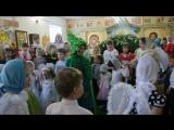 7 января 2018 .Выступление воскресной  школы в праздник  .