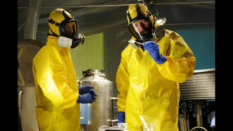 «Во все тяжкие» (Breaking Bad) - Walter White and Jesse Pinkman