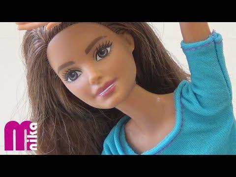 БАРБИ БЕЗГРАНИЧНЫЕ ДВИЖЕНИЯ. Обзор куклы / Barbie Made to move