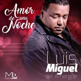 Luis Miguel Del Amargue альбом Amor de una Noche