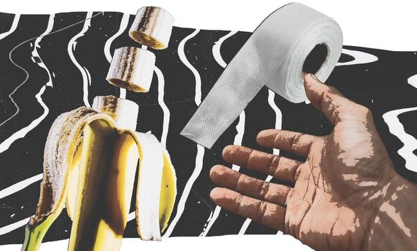 Вагинан Умельцы срезают верхушку банана и вытаскивают содержимое, чтобы получился своеобразный чехол. Для надежности обматывают будущую подружку скотчем, а внутренность обрабатывают лубрикантом.
