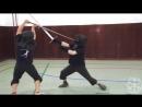 Техника фехтования полуторным мечом