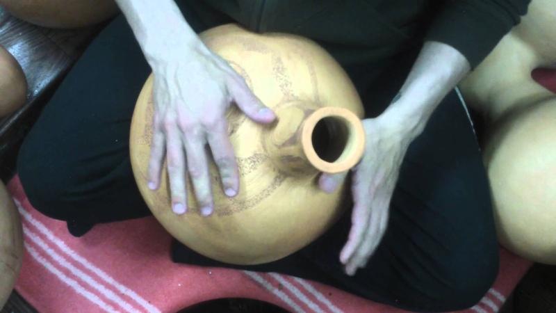 Средний уду (Udu, Ibo)
