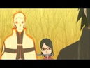 First Time Sarada know how strong Naruto and Sasuke Power