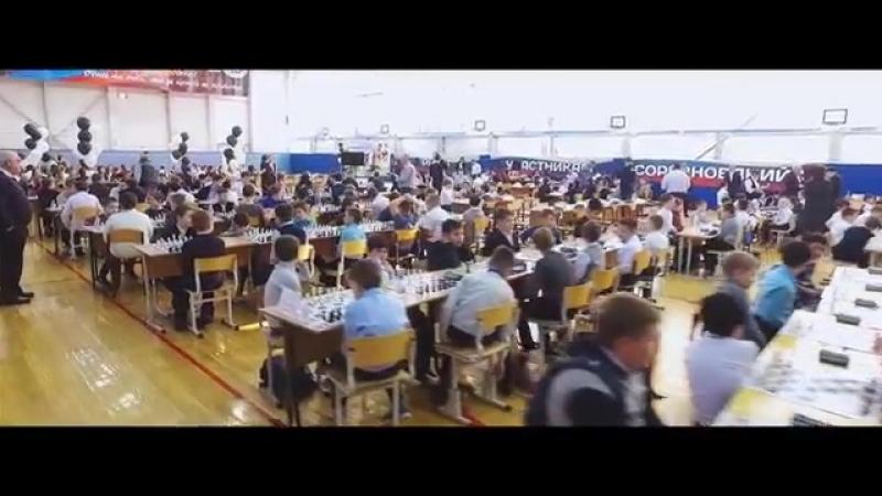 Видеоклип шахматного турнира Северная лига г. Нягань 10.03.2018г.